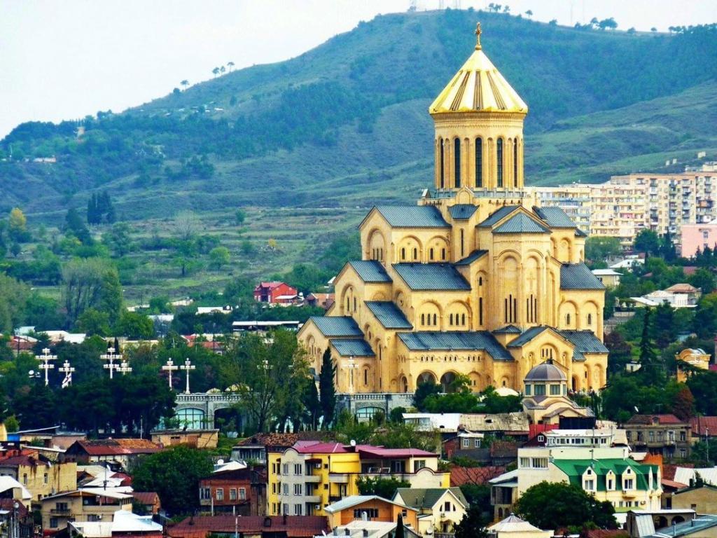 Остров святого великомученика Георгия